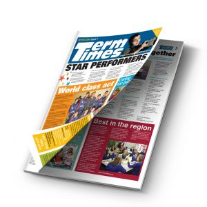 Term Times Newspaper
