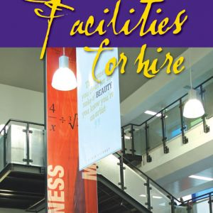 BBEC Facilities Leaflet