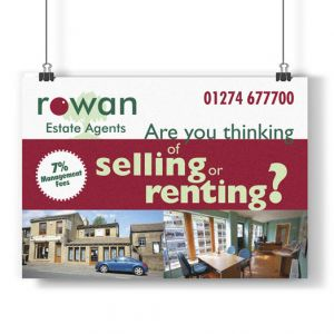Rowan Estate Agents Flyer