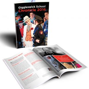 Giggleswick Senior Chronicle 2016