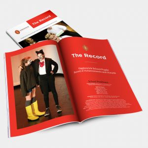 The Record: Achievements & Awards 2016