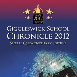 Giggleswick Special Quincentenary Chronicle