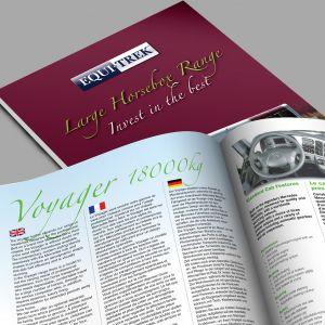 Equi-Trek Large Horsebox Catalogue