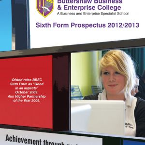 BBEC 6th Form Prospectus