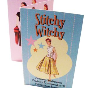 Stitchy Witchy Business Card & Price List