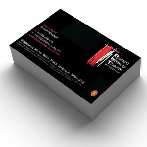 Richard Whiteley Theatre Logo & Stationery