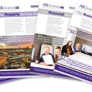 ABL Business Leaflets